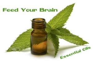 essential oil and brain
