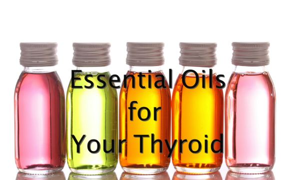 Best Essential Oils for an Underactive Thyroid