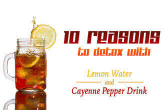 10ReasonsDetoxLemonWaterCayennePepperDrink