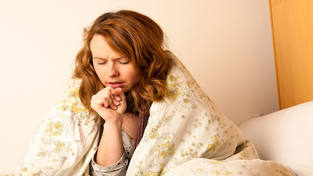 How To Get Rid Of A Nagging Cough Naturally