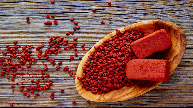 Achiote seasoning annatto seed Mexico popular