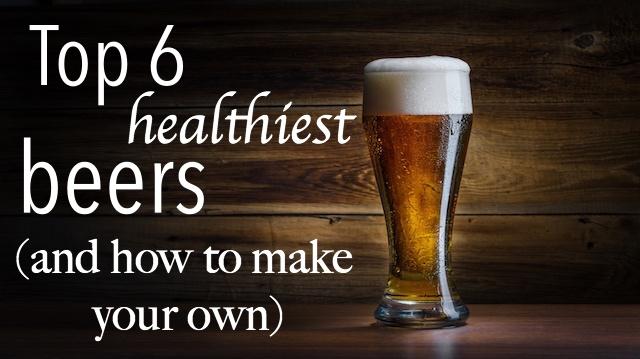 The Healthiest Craft Beer