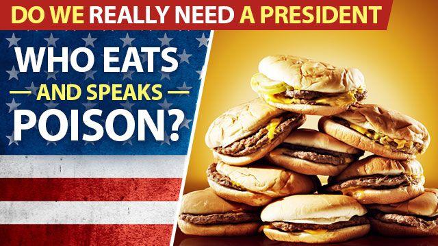 Trump Loves Fast Food