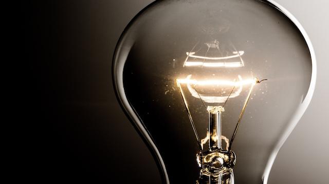 Solution, Light Bulb, Creativity.