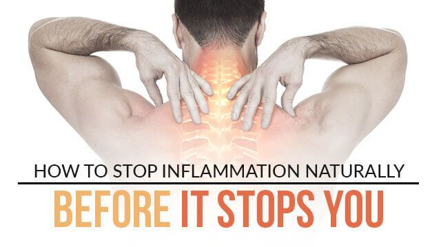 Stop Inflammation Naturally