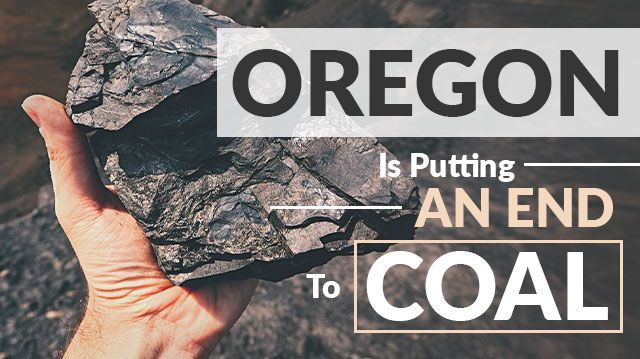 Oregon, coal power