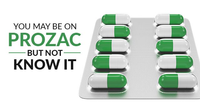 would you like prozac with that Prozac with ativan  it does sound like you still require medications there are manyt other antidepressants which help with co-morbid anxiety and depression such .