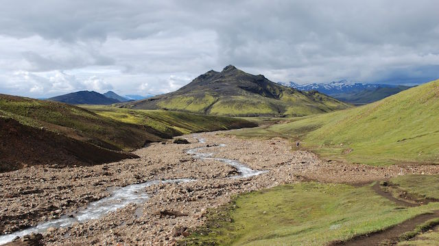 Laugavegur trail