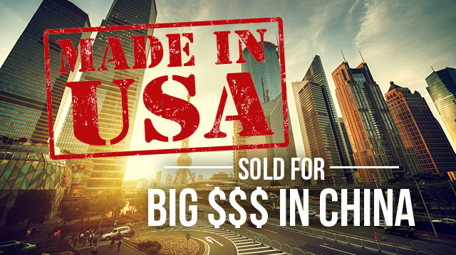 2016 Ford Trucks >> Made In USA, Sold For Big $$$ In China