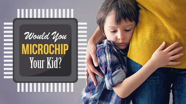 Beware! There Is A Sinister Side To Microchipping Your Child