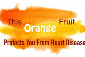 Yellow - orange watercolor brush strokes with space for your own text