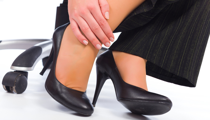 7 Reasons To Stop Wearing Heels