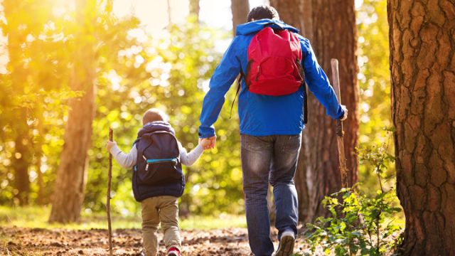 6 Ideas For A Family Friendly Hike