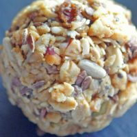 No-Bake Vegan Snack