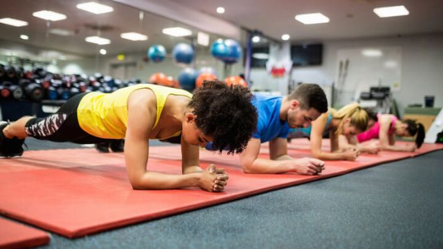 7 Benefits Of Taking A New Class At The Gym
