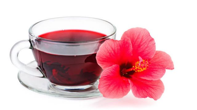 Drink hibiscus tea for heart health lower cholesterol and for Cocktail hibiscus
