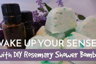 Rosemary-shower-bombs