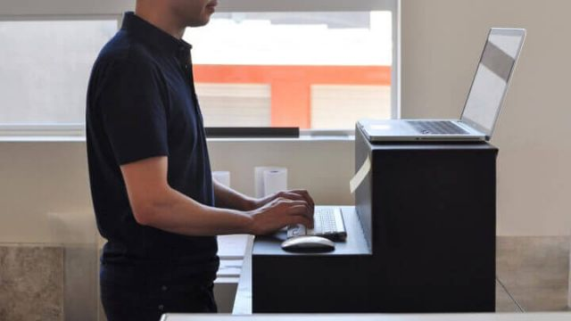 Hootsuite Founder Designs Cheap Alternative To Standing Desk