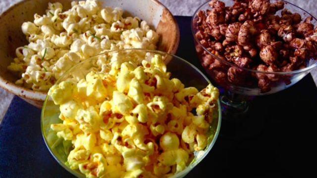 is popcorn unhealthy