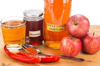 apple cider vinegar elixir