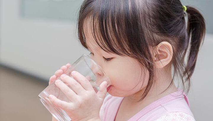 chlorine-water