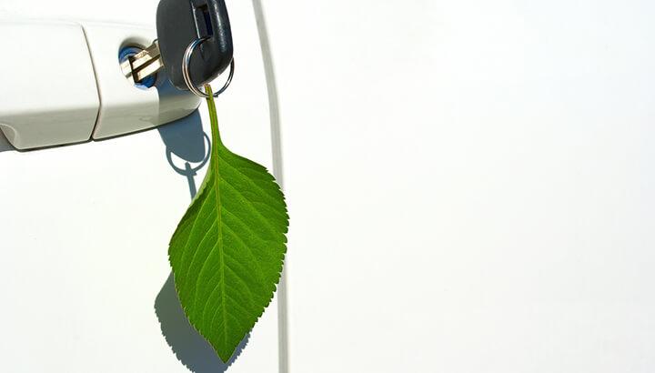 electric car eco friendly