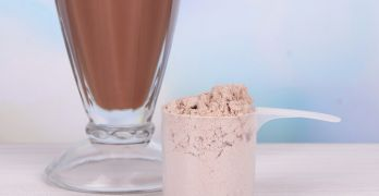fitness fads protein shake