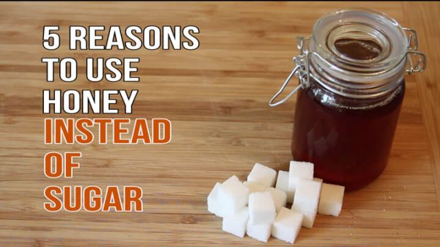 Can You Substitute Honey For Sugar In Cake Recipe