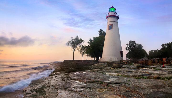 Fall Trips Lake Erie Shore