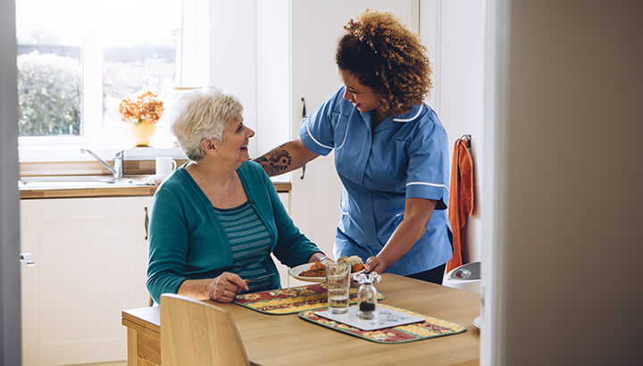 Give Back To Your Community And Care For The Elderly