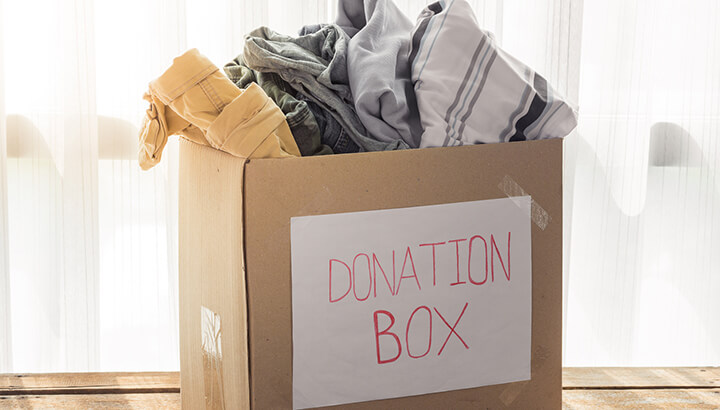 Give Back To Your Community And Donate Clothes