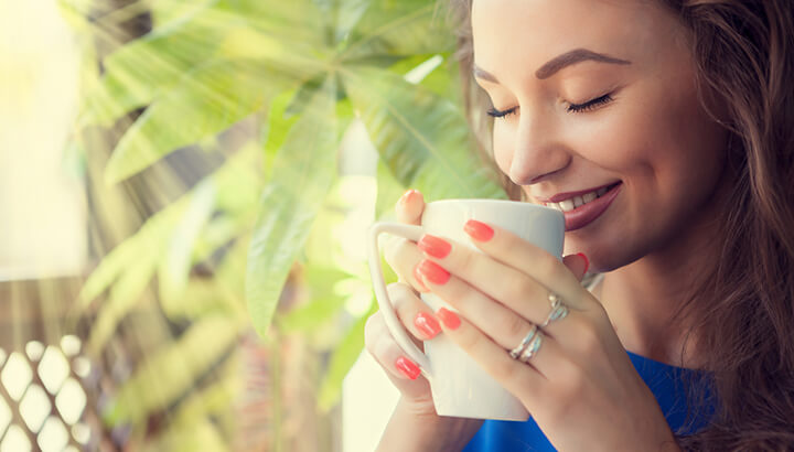 Green Tea For Relaxation