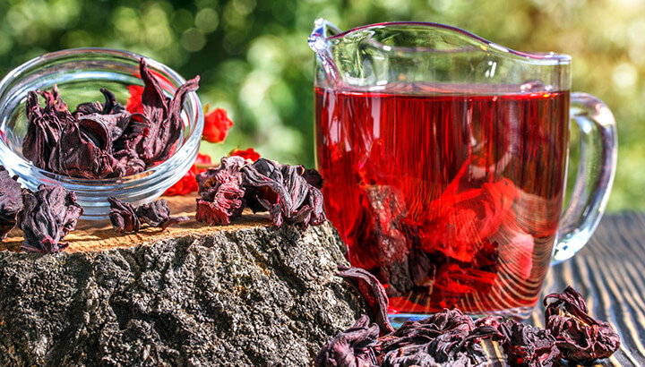 Hibiscus Tea For Blood Pressure