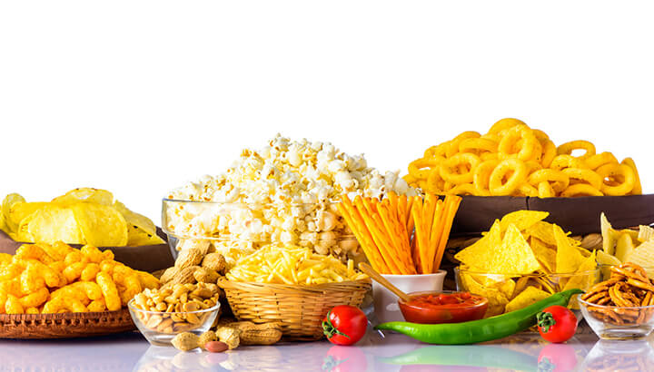 Junk Food Causes Apathy
