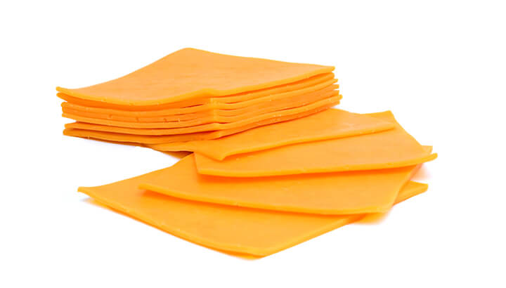 Orange Processed Cheese