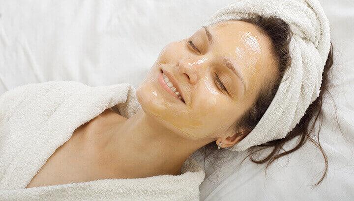 Raw Honey Face Mask