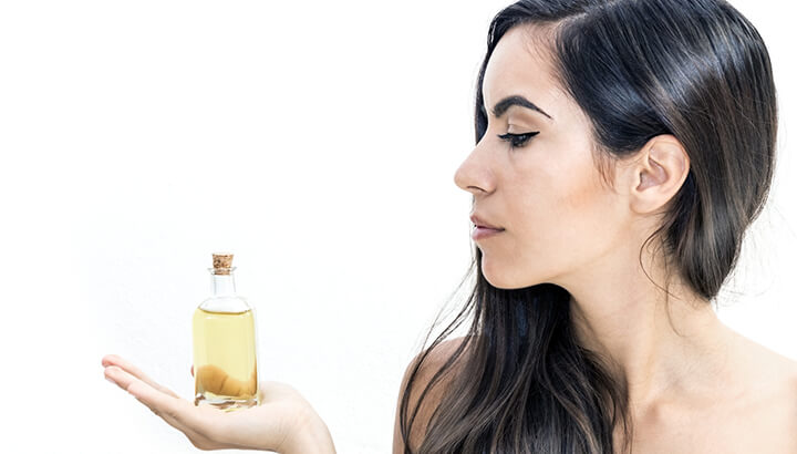Sesame Oil Improves Hair