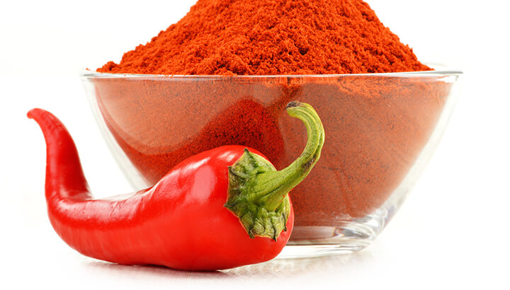 Spicy Foods For Chest Congestion