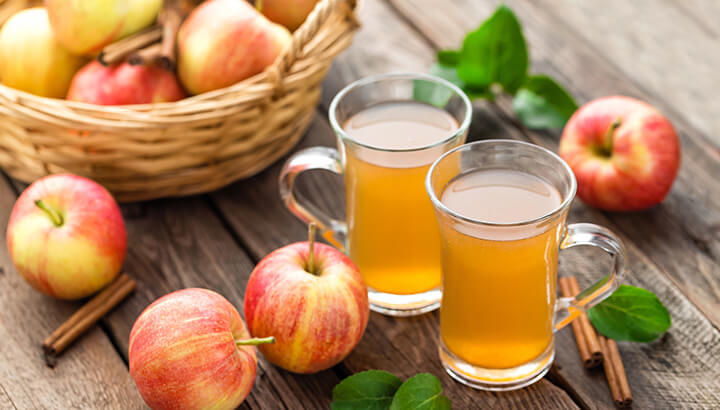 apple cider vinegar vertigo