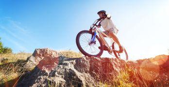exercise biking