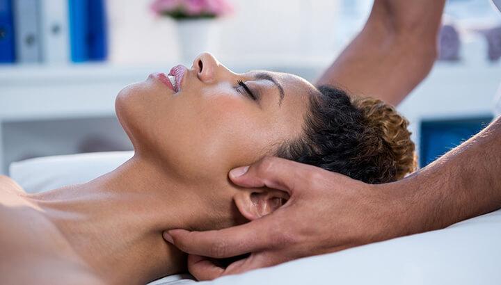 excercise reward massage