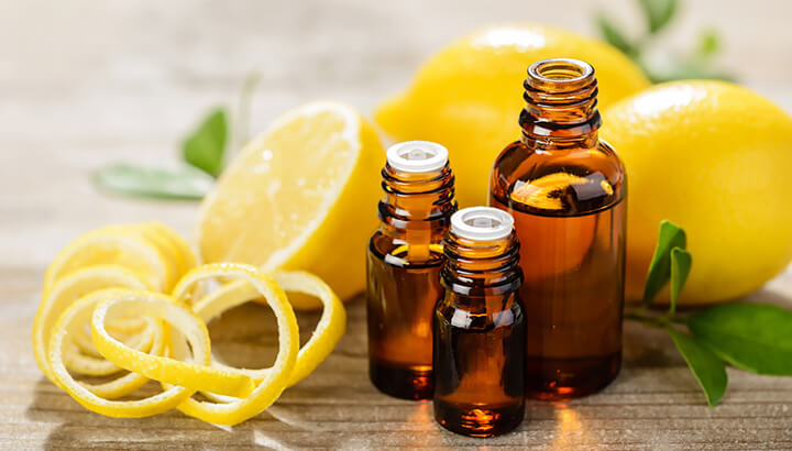 Essential Oils For Feet Lemon