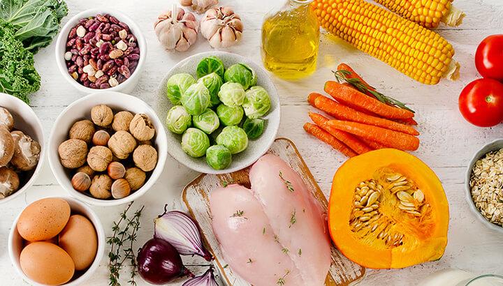 GAPS Diet whole foods