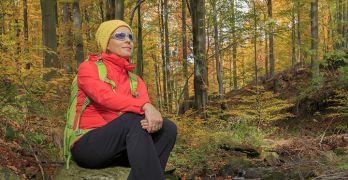 Keep In Shape Autumn Walk