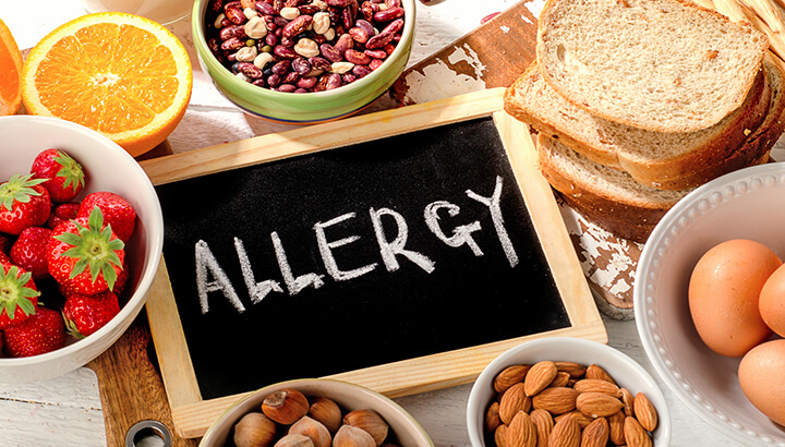 Leaky gut symptoms food allergies