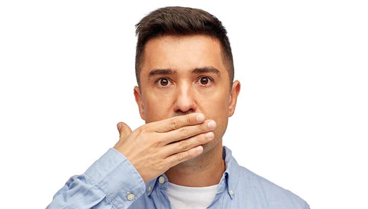 Nutmeg health benefits for bad breath
