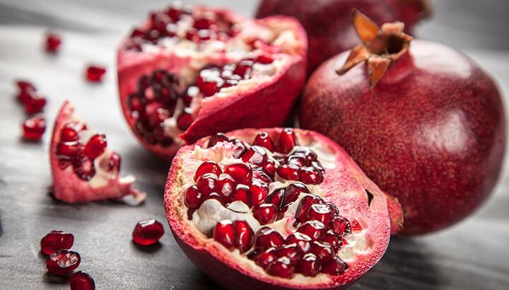 Pomegranates 1