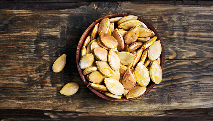 Pumpkin Health Benefits With Seeds