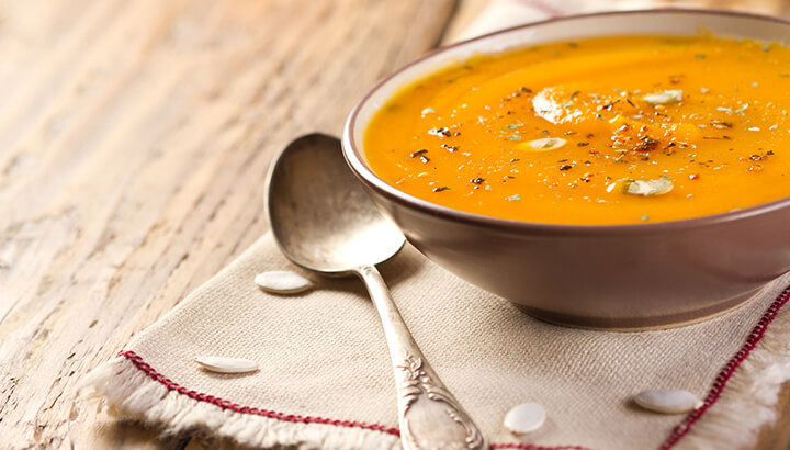 Pumpkin Health Benefits With Soup