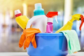 Toxic Chemicals In The Home 1